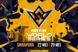 Garena gelar Free Fire World Series 2021 Singapura