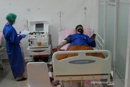 Peningkatan pelayanan COVID-19 di Rumah Sakit Bhayangkara Palembang Page 2 Small