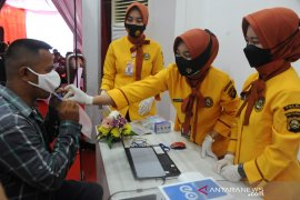 Peningkatan pelayanan COVID-19 di Rumah Sakit Bhayangkara Palembang Page 4 Small