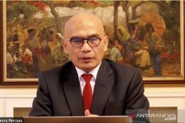 Muslim Indonesia di Inggris bersilaturahmi melalui pengajian virtual