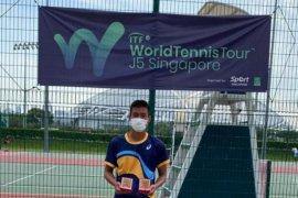 Nathan Barki menangi dua gelar di Singapura