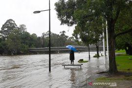 Australia timur dilanda banjir