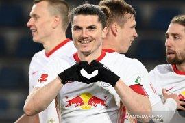 Bayern Muenchen boyong kapten RB Leipzig Marcel Sabitzer