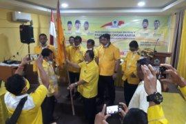 Yakub Saguruk terpilih aklamasi pimpin Golkar Mentawai