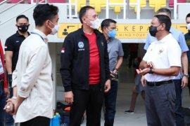 Mochamad Iriawan berharap pemda rawat monumen bersejarah PSSI