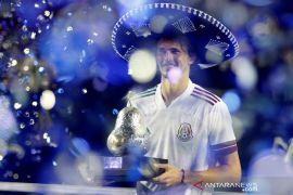 Zverev tundukkan Tsitsipas untuk juarai turnamen di Acapulco