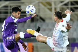 Liga Italia : Milan menang di kandang Fiorentina 3-2