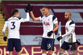 Tottenham dekati empat besar selepas menang di markas Villa