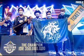 EVOS Esports juarai FFIM 2021, bawa nama Indonesia ke tingkat dunia