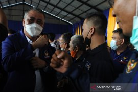 Ahmad Ali resmikan kantor DPW Partai Nasdem Sumsel Page 4 Small