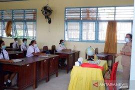 SD-SMP Timika mulai gelar sekolah tatap muka