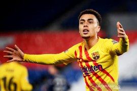 Sergino Dest senang jadi pemain AS pertama cetak dua gol di Spanyol