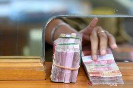 Rupiah melemah 13 poin pada perdagangan Selasa pagi
