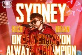 """Sydney"" temani PUBG Mobile Pro League Season 3"