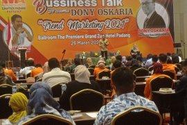 Wakil Dirut Garuda Indonesia : Sumbar punya potensi besar di pasar internasional