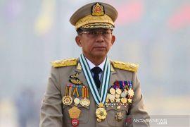 Pemerintah bayangan Myanmar kutuk junta militer  karena ambil peran PM
