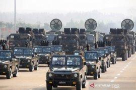 Militer Myanmar luncurkan serangan  di Negara Bagian Karen