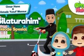 """Animasi Islami \""""Omar & Hana\"""" kolaborasi dengan ustaz Yusuf Mansur"""