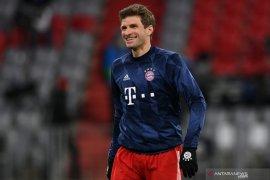 Thomas Muller terbuka untuk tinggalkan Bayern Muenchen