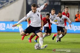 Empat staf skuad Italia terpapar COVID-19 saat kualifikasi Piala Dunia