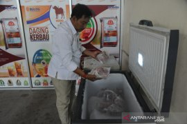 Bulog siapkan stok daging Sumsel jelang Ramadhan Page 1 Small