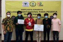 Tiga tim juarai e-Sport Competition 2021 di Surabaya