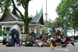 """Car Free Day"" Di Bukittinggi Kembali Digelar"