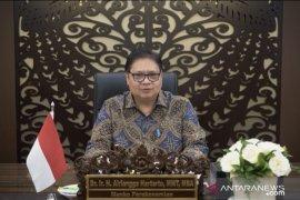 Menko Airlangga sebut KNKG berperan strategis dalam pemulihan ekonomi