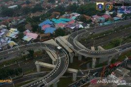 Jalan layang Lenteng Agung dan Tanjung Barat uji coba kedua 1-6 April
