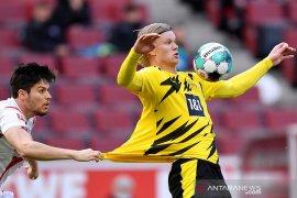 Mino Raiola: Haaland bisa bermain di klub mana pun