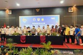 Operator 34 KONI Provinsi se-Indonesia ikuti Bimtek PON XX Papua