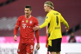 Masih punya Lewandowski, Bayern tegaskan tidak akan datangkan Haaland