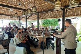 Tingkatkan fungsi kehumasan TNI-POLRI di NTB, Bid Humas Polda NTB gelar pelatihan