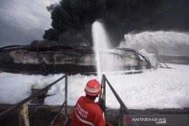 Polisi temukan unsur pidana dalam kebakaran Kilang Pertamina Balongan