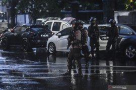 Polda Metro Jaya perketat pengamanan usai serangan di Mabes Polri