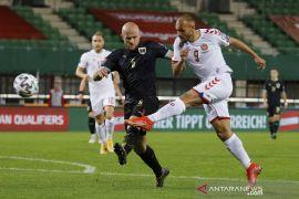 Denmark pecundangi tuan rumah Austria 4-0