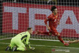 Tim Panser Jerman keok 1-2 atas tamunya Makedonia Utara