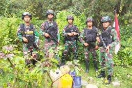 Satgas Pamtas RI-Timor Leste gagalkan  penyelundupan miras