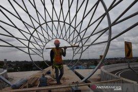 JPO Lenteng Agung rampung, Anies harap gerakan perekonomian
