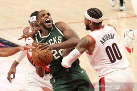 Bucks sukses tumbangkan Heat