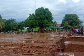 Banjir bandang di Flores Timur, 256 jiwa mengungsi
