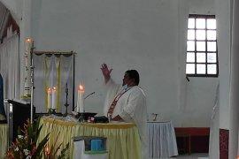 Pastor Bastian: Makna sukacita Paskah adalah kebahagiaan