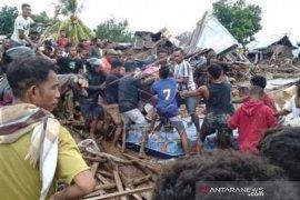 Banjir Bandang Flores Timur Telan Korban 68 Jiwa