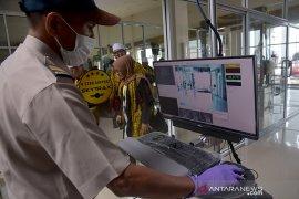 Ada 2.197 penumpang di Bandara Pekanbaru di masa pelarangan mudik
