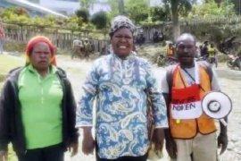 Tokoh Perempuan Papua Rehina: Ada tiga kelompok kriminal ganggu kamtibmas di Intan Jaya