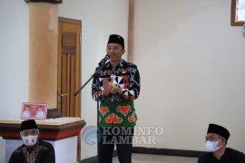 Bupati Lampung Barat ajak masyarakat jaga kebersamaan