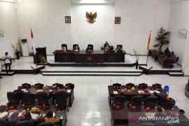 Legislator pertanyakan  pengadaan masker di Pilkada Banggai