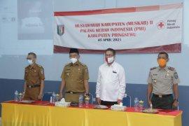 Fauzi pimpin PMI Pringsewu periode 2021-2026