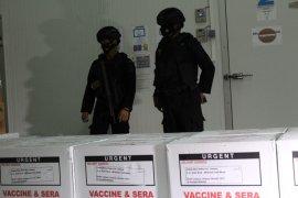 Berita pekan ini, Lampung kembali terima 1.570 vial vaksin COVID-19