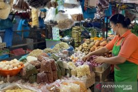 Pemerintah pastikan  pasokan pangan Ramadhan-Idul Fitri mencukupi